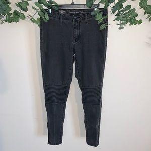 Target - Dark Gray/Black Jeans